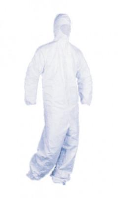 Boiler suit, disposable, size M