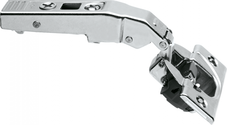 CLIP top BLUMOTION angled hinge for +20° applications, NP
