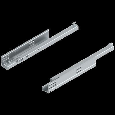 TANDEM BLUMOTION single extension, 30 kg, NL=350 mm, left+right, zinc