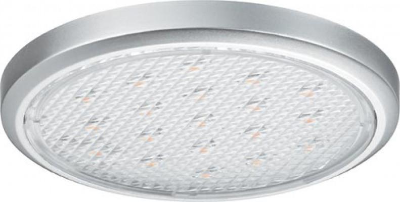 LED Downlight 12V/1.5W, kitset, Ø 58 mm, IP20, Loox LED, cool white 5000 K (2 light)