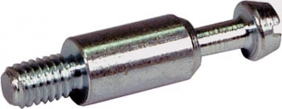 Maxifix universal connectors, connecting bolt, M6 thread, drilling distance 35 mm