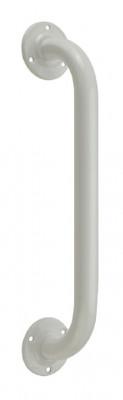 Straight grab rail, Ø 35 mm tube, L=455 mm, Nyma Pro, Doc M compliant, white