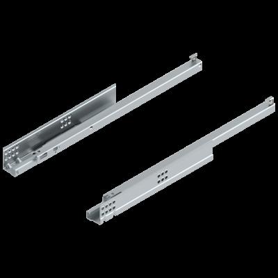 TANDEM plus TIP-ON, single extension, 30 kg, NL=400 mm, left+right, zinc