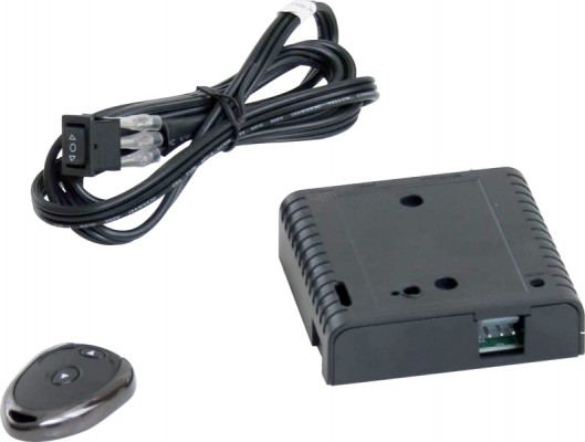 Spare remote rf system, type b, for HA.421.68.380 & HA.412.68.470 , black