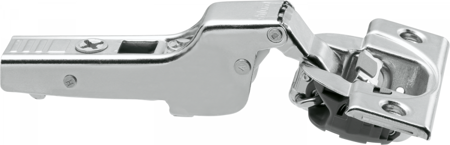 CLIP top BLUMOTION hinge 110°, dual applications, boss: screw-on, NP