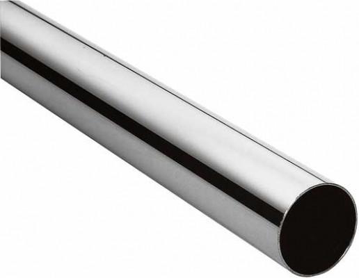 Round curtain rail