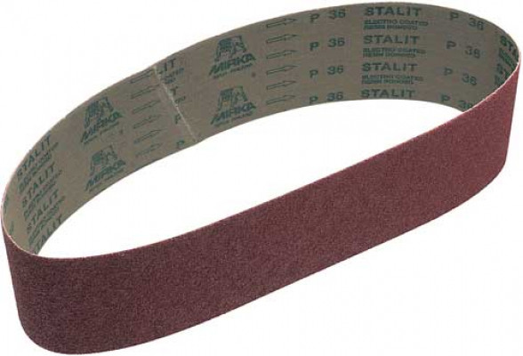Wide belt, 930x1525 mm, grit 100