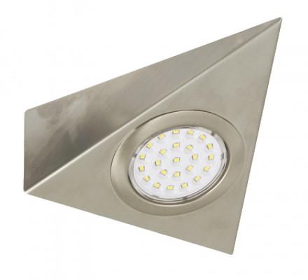 LED downlight 12V, IP20, wedge kitset with driver, daylight white 6000K (3 LIGHT)