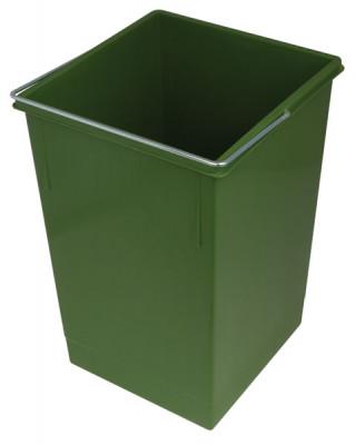 Spare bin, capacity 15 litres, hailo t&em, green