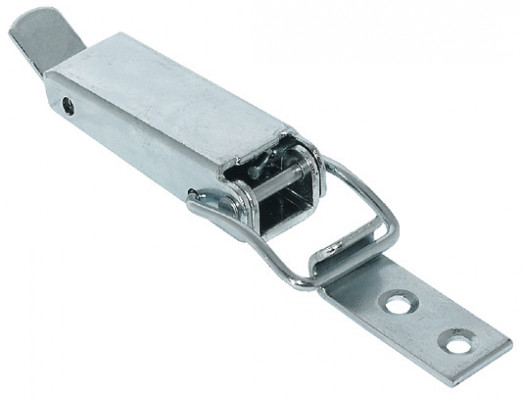 Table fittings, spring clip, galvanized