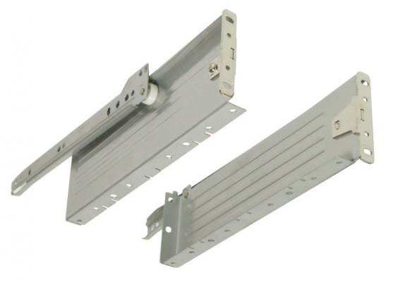Metal Drawer Sides White 54/550mm