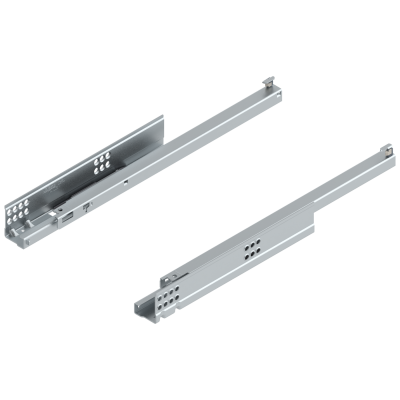 TANDEM BLUMOTION single extension, 30 kg, NL=400 mm, left+right, zinc
