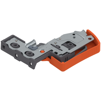 MOVENTO locking device, with side adjustment, right