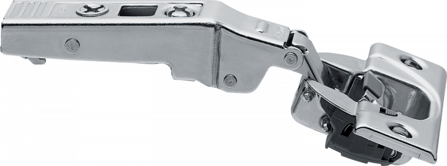 CLIP top BLUMOTION angled hinge for +15° applications, NP
