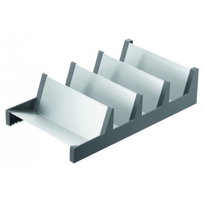 AMBIA-LINE spice holder, 1 piece, length=356mm width=204.5mm, orion grey