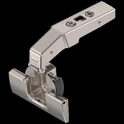 CLIP top Hinge 95° INSERTA for blind corners applications, nickel