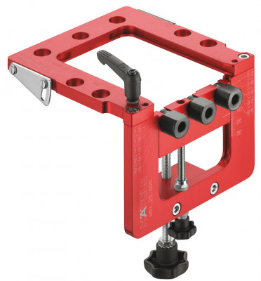 Red jig spare parts, basic jig, red