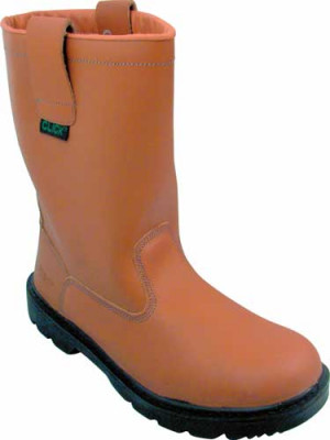 Rigger boots lined size 10