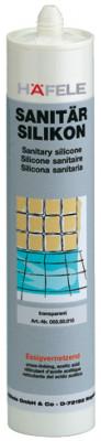 Silicone Sealant Transparent 310Ml