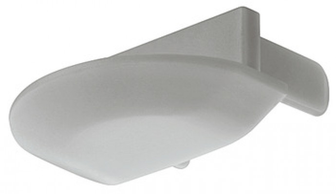 End caps, for aluminium profiles, rectangular end cap to suit HA.833.74.741