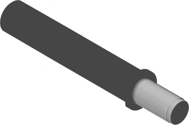 BLUMOTION drilling, handle side, grey