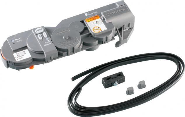 SERVO-DRIVE for AVENTOS drive unit, AVENTOS HF/HS/HL lift systems