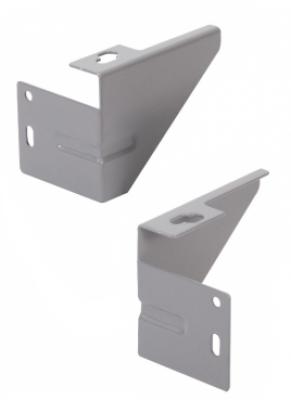 Pullboy Z bracket for framed door, ANTARO/TANDEMBOX, WESCO, grey