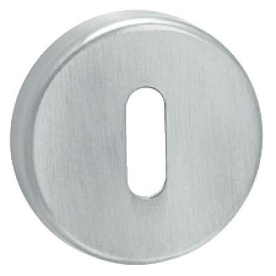 Escutcheons, for STARTEC donna/trio/lita lever handle, standard keyway, stain steel