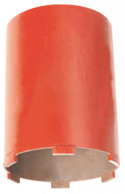 Holesaw, dry diamond core, length 150 mm, Ø 127 mm