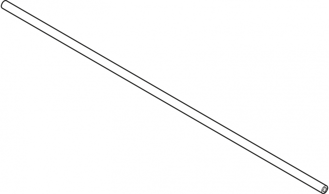 TIP-ON BLUMOTION synchronisation linkage, length=1125 mm