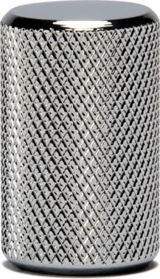 Furniture knob, zinc Alloy, Ø 17 mm, Graf, chrome