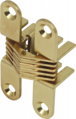 Concealed hinge, 180ø, for 14-26 mm panel thickness, maximum door thickness 19-21 mm