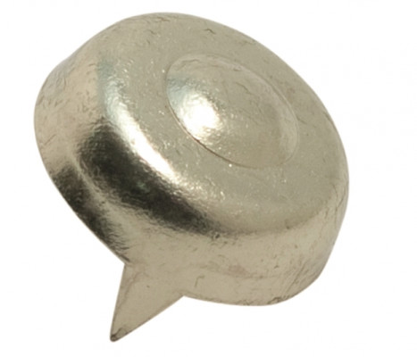 Nut cover, Ø 16 mm, bronze