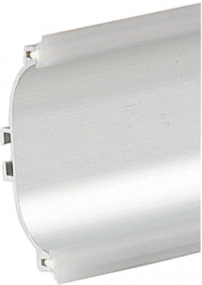 Profile Handle, Horizontal Fixing between Doors & Drawers, Gola System C, Length 3.9 m