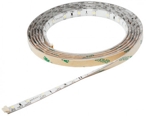 LED flexyled compatible, strip light 12V, L=250 mm, IP44, Loox 1076, 3000-3500 K
