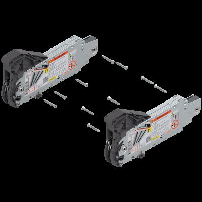 AVENTOS HL lift up, light-medium duty lift mechanism (set), for SERVO-DRIVE