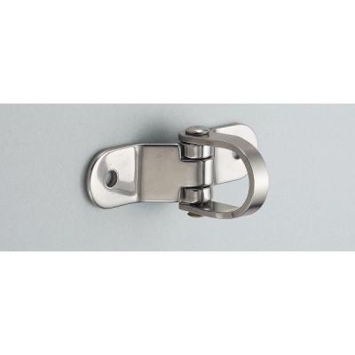 Butterfly hook, stainless steel, 270 mm