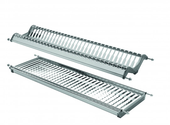 INOXMATIC plate racks