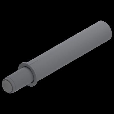 BLUMOTION drilling, hinge side, grey