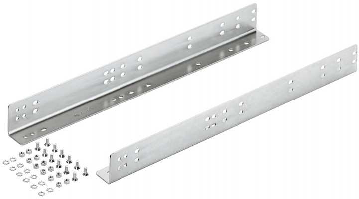 Mounting brackets, for accuride 5321ec & 5321 drawer runners, bracket length 470 mm