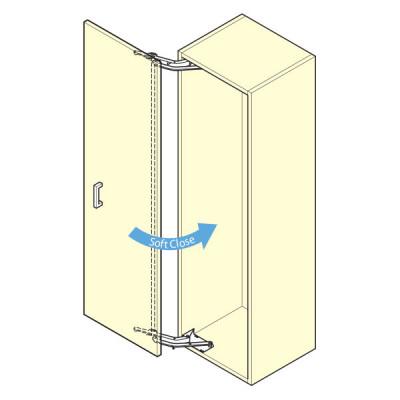 Monoflat Fad, for medium size cabinet