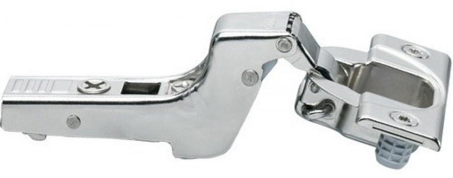 CLIP top standard hinge 110°, INSET applications,sprung, boss: knock-in