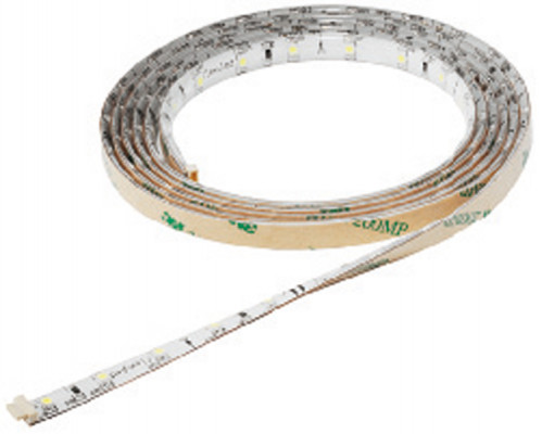 12V/1.2W 250mm Flex Strip N/W Led Clear