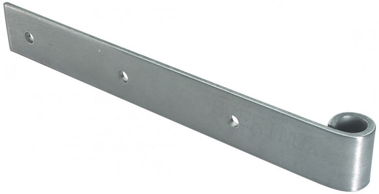 Strap Hinge 40X5X300Mm 316 Ss Bss