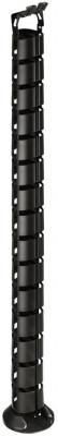 Vertical cable management, idea, link design, black