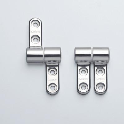 Damper hinge, stainless steel