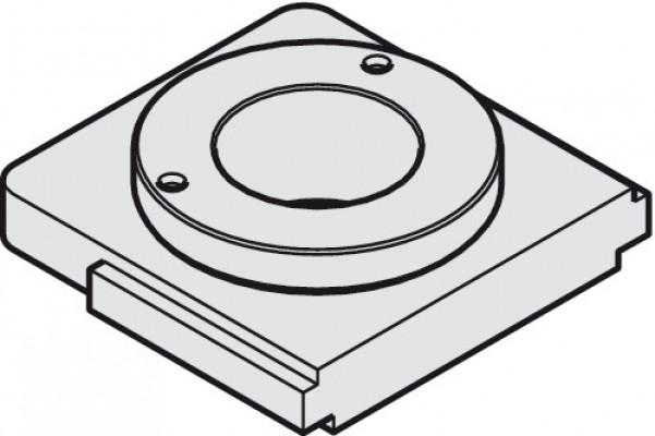 Drill insert, unitool multi drilling jig, suit rafix, pushfix & onefix connectors ›20 mm