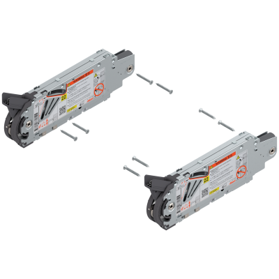 AVENTOS HF bi-fold lift system (set), PF=2600-5500 (2 pieces), Also Used for SERVO-DRIVE