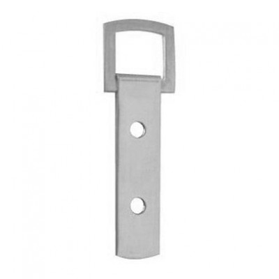 Strap Hanger (3 Hole), 86x16 mm, zinc