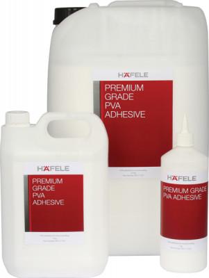 Pva adhesive, premium grade, size 1-25 kg, häfele, size 1 kg